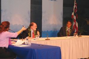 Gubernatorial Debate.