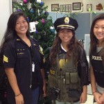 Youth Alliance tours Wailuku Police Station