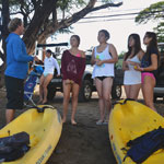 4-H Club finds fun, skills in coral reef monitoring